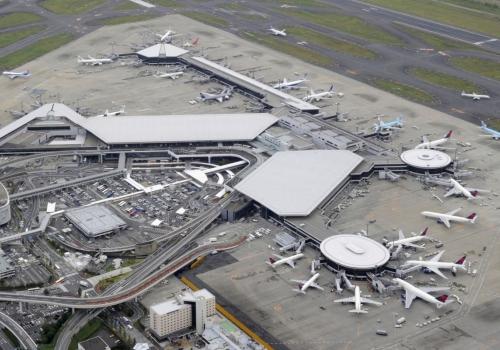 Туристический поток в Японию возрос на треть