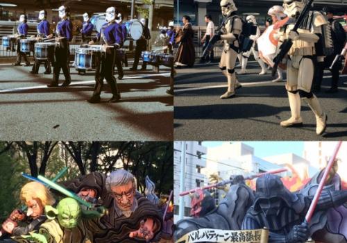 Kawasaki Helloween Parade 2015