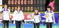 Япония завоевала серебро в чемпионате мира по керлингу