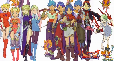 Музыка видеоигр: Breath of Fire